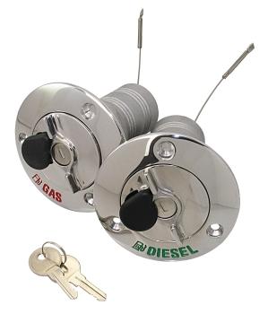 Schlüssel Ersatzschlüssel für Einfüllstutzen ARBO-INOX