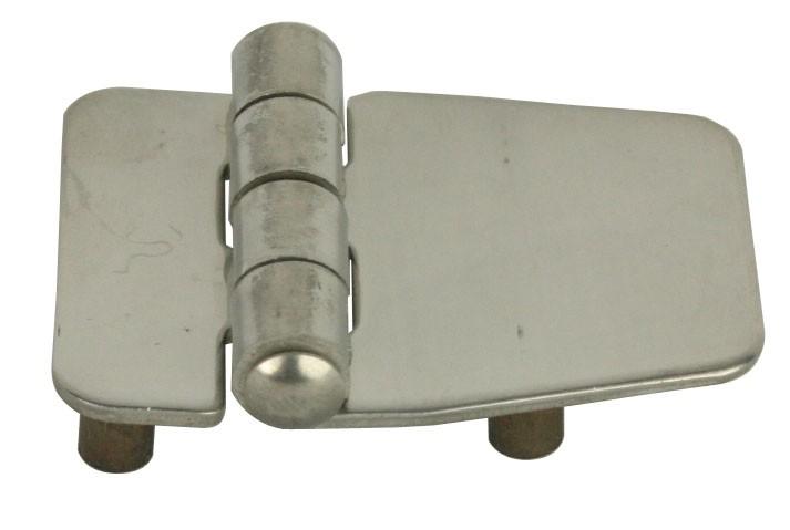 edelstahl scharnier mit gewinde m5 57x39mm arbo inox. Black Bedroom Furniture Sets. Home Design Ideas