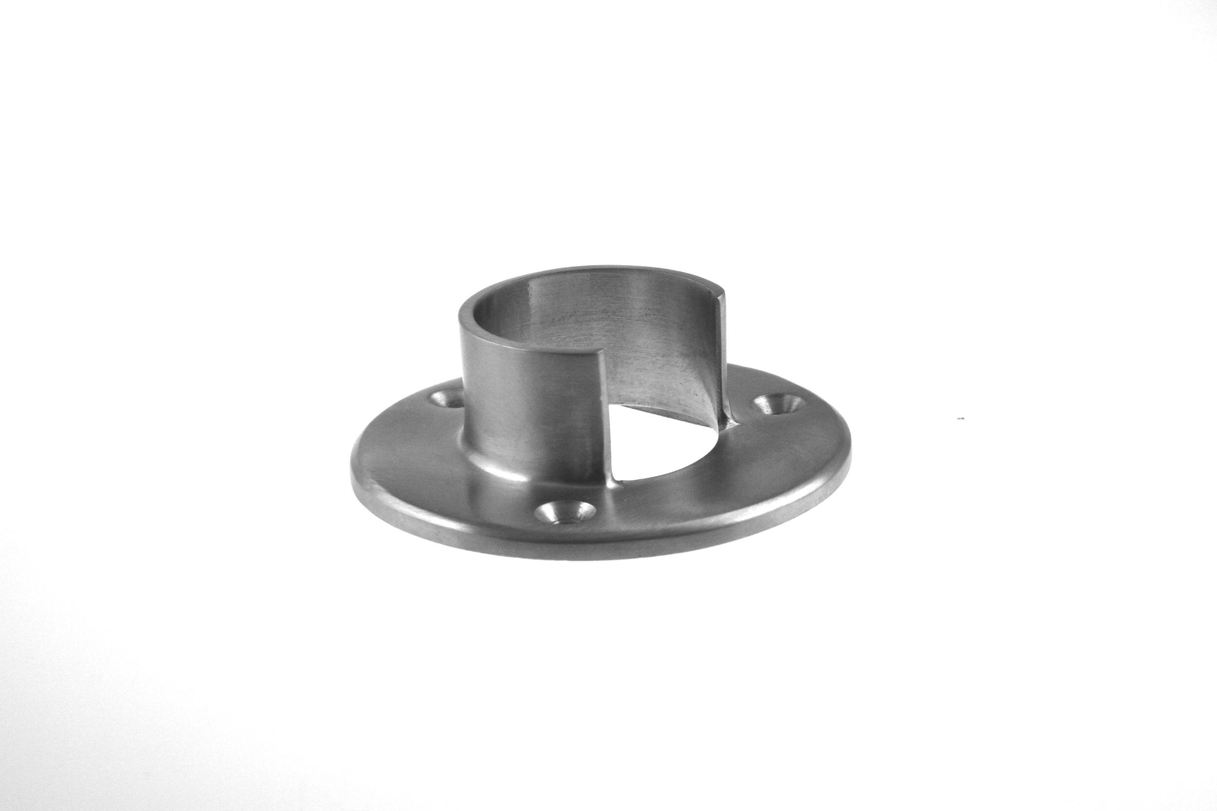 bodenanker wandanker v2a edelstahl 42 4 mm rohr arbo inox. Black Bedroom Furniture Sets. Home Design Ideas