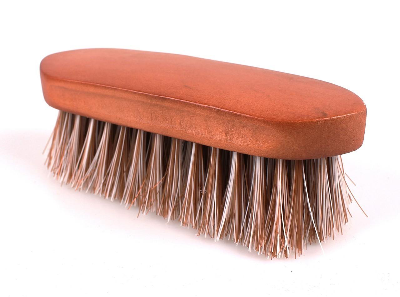 Ziegenhaar oder Kunstborsten B/ürsten und Kard/ätschen Arbo-Inox/® Holzgriff