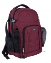 Rucksack Backpack Outdoorrucksack QHP Unisex bordeaux ARBO-INOX®